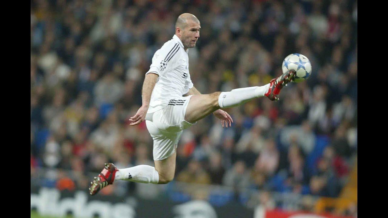 Zinedine Zidane - cựu tiền vệ tài ba