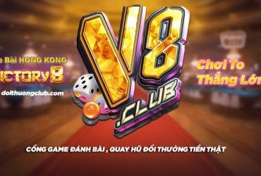 Game đánh bài đổi tiền thật siêu chất lượng – V8 Club