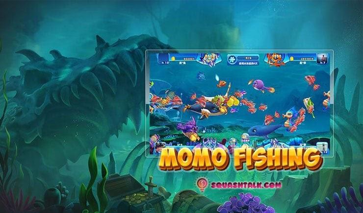 Game bắn cá momo là loại trò chơi ăn tiền thật