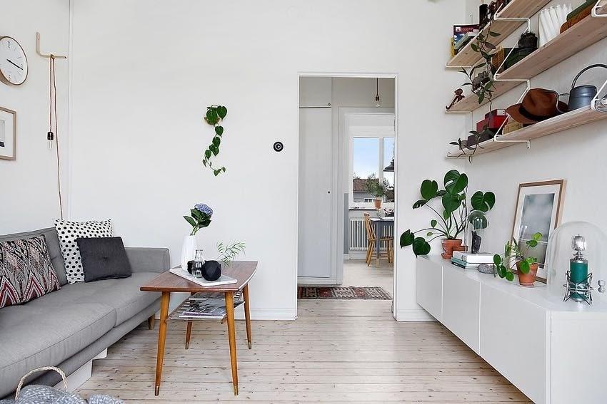 Trang trí cây xanh cho căn hộ thêm phần thanh mát