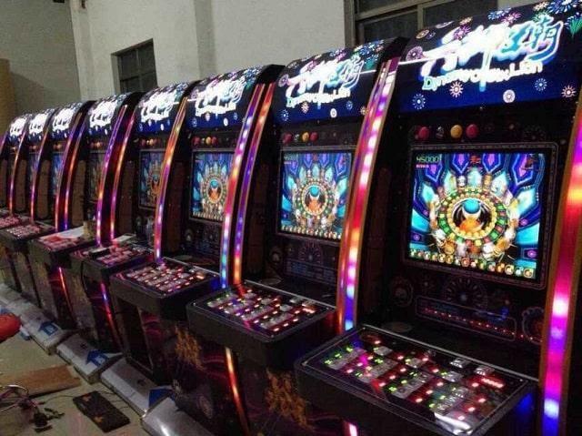 Cách chơi máy đánh bạc tại casino hoặc nhà cái